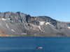 Panorama Of Tiānchí Lake