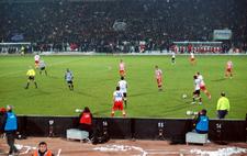 Toumba Stadium Side View