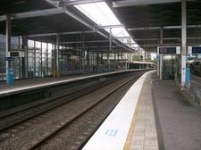 Paramatta Railway Station
