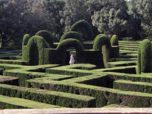 Laberinto de Horta Parque