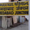 Ahmedabad Junction Stationboard