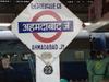 Ahmedabad Junction Platformboard
