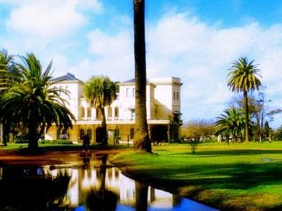The Former Olivera Mansion