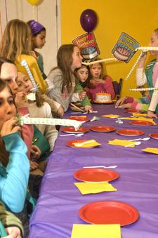 Parties Birthday
