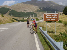 Capannelle Pass At 1300 Meters