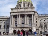 Capitólio Estadual da Pensilvânia