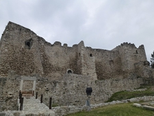 Patras' Castle From Up Close
