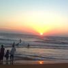 Payyambalam Beach Sunset