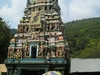 Main Gopuram Of The Temple