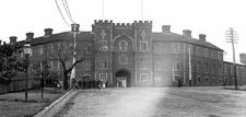 The Pensioner Barracks In 1905
