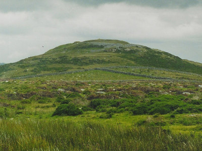 Pen Y Gaer From The West