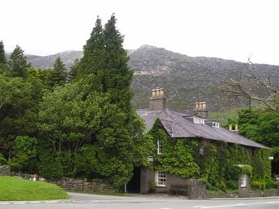 Pen-y-Gwryd Hotel Near Pass