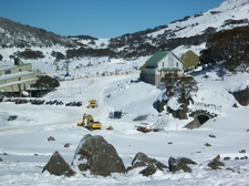 Perisher Valley Snow Fields