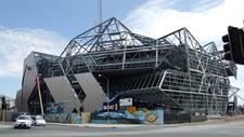 Perth Arena Construction