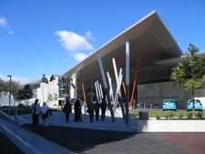 Entrance Of Perth Convention Exhibition Centre