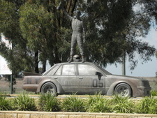 Peter Brock Memorial, Bathurst