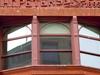 Facade Detail Over Main Entry