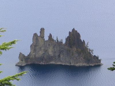 Phantom Ship Island