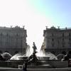 Fountain On Piazza Della Repubblica