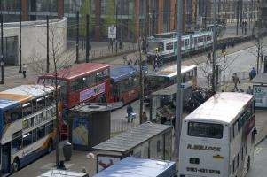 Manchester Piccadilly Bus Station