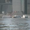 Ferries At Landing