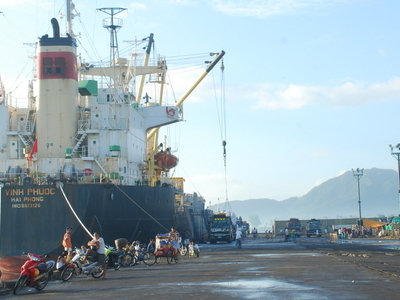 Port Of Tabaco