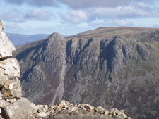 Pike Of Stickle From Summit Cairn