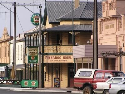 Pinnaroo Main Street