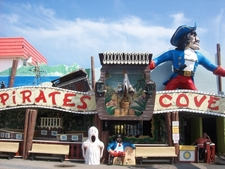 The Pirate\'s Cove Fun House