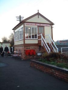 Pitsford And Brampton Signal Box