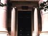 Entrance Of Church