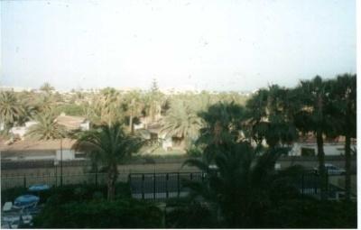 Playa Del Ingles Hotel View
