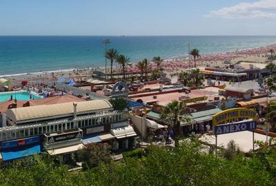Playa Des Ingles Shoppingbeach