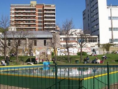 San Martín Plaza