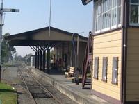 Pleasant Point Museum y el ferrocarril
