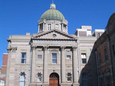 The KwaZulu-Natal Legislature Building