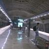 Pioneer MRT Station At Night
