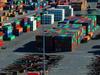 Panorama Of Helen Delich Bentley Port Of Baltimore