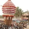 Temple Car Festival