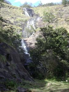 Poombarai Falls