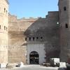 External Facade Of The Porta Asinaria