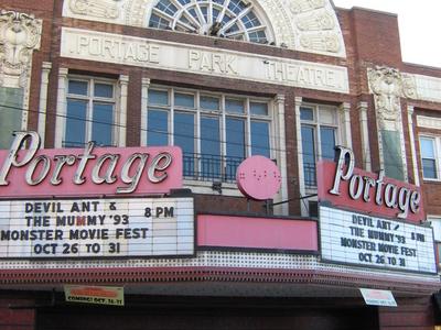 Portage  Theater