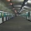 Porte Molitor Station