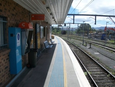 Port Kembla Railway Station