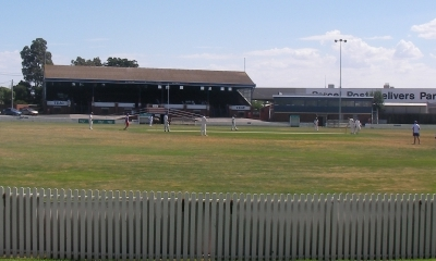 Port Melbourne Oval
