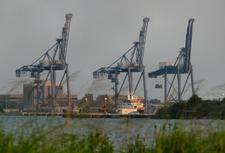 Port Of Galveston