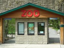 Potawatomi Zoo Entrance
