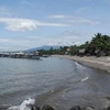 Port Sabang View From Side