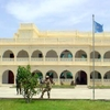 The Presidential Palace In Garowe