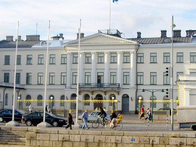 Presidential Palace And Office